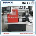 electric totalmente auto torno cnc fabricantes e torno cnc alimentador de barras ck0632