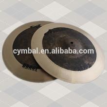 "Ghost 14"" hi-hat Cymbal set,B20 cymbals"