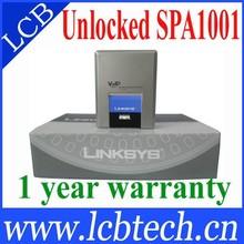 Unlocked Linksys SPA1001 VoIP 1 FXS Phone Adapter Brand News
