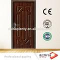 Pvc portas de madeira interiores < PLT-P03 >