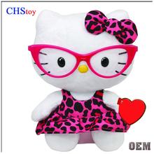 CHStoy plush love cat doll valetine gift