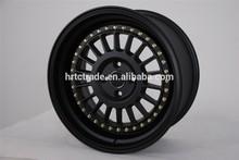Racing Aluminium Alloy car wheels