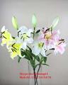 sjh12011 dekoratif çiçek yapma uzun yapay çiçekler tek çiçek