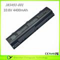 Marca nuevo paquete de batería para hp 383493-001 batería del ordenador portátil
