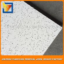 acoustic ceiling board/mineral fiber acoustic panel/acoustic panel