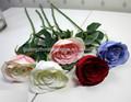 sjh112943 flores rosas de tela hecha a mano rosas rosas de holanda