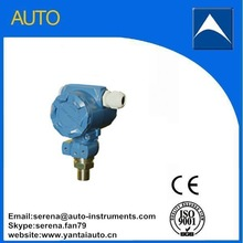 economic type smart differential pressure transmitter,HART,12 months warranty,LCD display