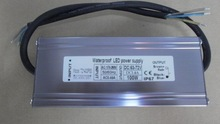 100W Waterproof constant voltage LED driver, LED switching power supply(12V/24V/36V/48VDC)