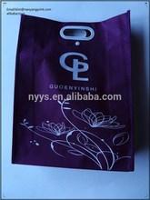 Fashion non woven handle Bag / Competitive Price non-woven shopping bag