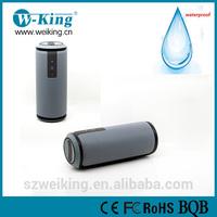 Waterproof Bluetooth speakers with stero mini speakers function