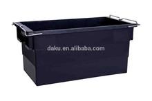 N-7440/350B Plastic Packaging Box with Handle