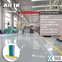 Hot Sell Wonderful Seamless Glass Fiber epoxy Flooring quikrete epoxy garage floor coating