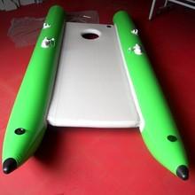 Yawa tres cámaras de multi- función inflable barco barco de rescate yate de motor para la venta