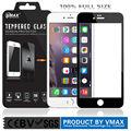 Proveedor de china de nuevo producto 9h 2.5d completo la cubierta de vidrio templado de protector de pantalla para el iphone plus 6 5.5 protector de pantalla oem