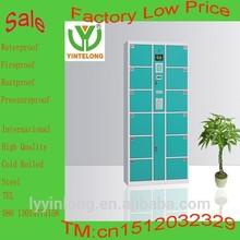 Fumeihua new design hpl electronic locker system