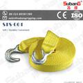 taizhou aparelhamento fabricante de corda de nylon levantamento corda pp fio trançado