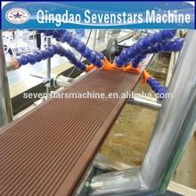 wood plastic composite price of plastic extrusion machine