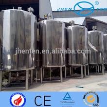 High Quallity Sanitary Food grade stainless steel oil storage tank