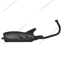 Motorcycle Adjustable Exhaust Tail Pipe for Sale Supporting Xiao Guang Yang-50c