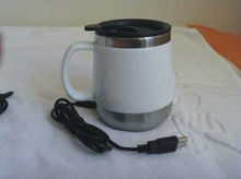 simple design electric cup heater,ceramic electric cup,coffee cup