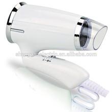 Popular Mini DC motor travel Household hair dryer familar drying hair made in china