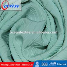 100% polyester custom dyed color soft abaya crepe fabric