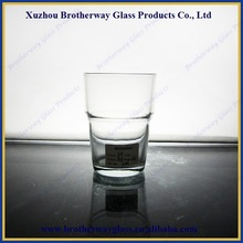 clear drinking glass and wine glass cup