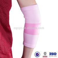 Pink girls China manufacturer volleyball elastic spandex tennis sports custom arm sleeves basketball wear