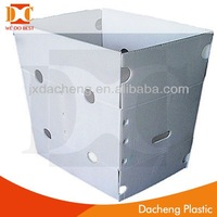 PP Corrugated Plastic Crates for Fruits an Vegetables
