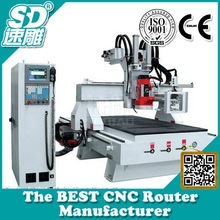 free training how to use free instruction and problem solving Cnc Router With Auto Tool Changer