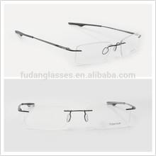 Titanium Optical Frame OX3122 0153 Polished Black Rimless Eyewear Fashion Wholesale