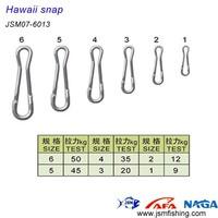 Fishing swivel Hawaii snap JSM07- 6013