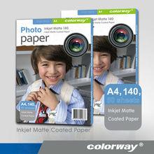 HP Printer Borderless Advanced matte paper A4/Letter * 100 sheets