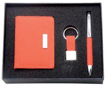 Promotion Business Card Holder and Pen Gift Set