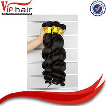 hot quality peruvian wavy hair cuticle wavy peruvian unprocessed ocean wave hair