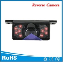 Hot selling license plate car camera small size and night vision