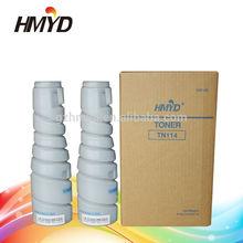 Compatible konica minolta toner tn114 for DI162 1611 210 106 toner