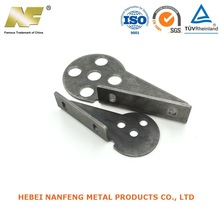 manufacturing oem metal parts with hot rolled steel plate stamping
