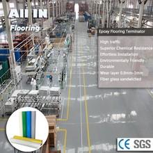 Hot Sell Wonderful Seamless Glass Fiber epoxy Flooring epoxy coatings for concrete