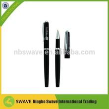 Promotional wholesale free sample black best gel pen 43013