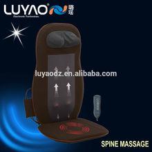 Digital massage vibrating for car, car heat seat pad LY-803A-2