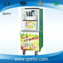 soft ice cream machine for frozen yogurt