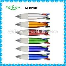 Fashion Promotion Plastic Rocket Ball Pen