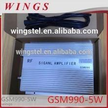 Sinyal güçlendirici/artırıcı tek bant 900 mhz anten gsm sinyal tekrarlayıcı gsm990-5w