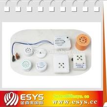 Electronic sound buzzer for kid's fun
