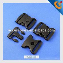gopro side frame black metal buckle case plastic carrying handle