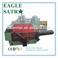 manual aluminium hydraulic metal recycle