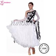 2015 Performance dance dress ballroom dance veil B-13190