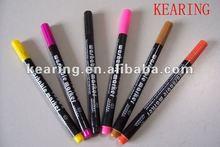 kearing brand Non-toxic Washable Laundry Marker ,washable textile pen crafts #WM20