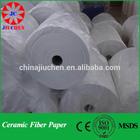 Ceramic insulation paper for motor winding